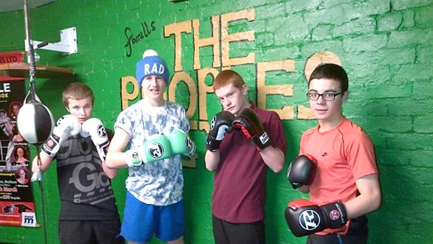 Junior Amateur Boxing